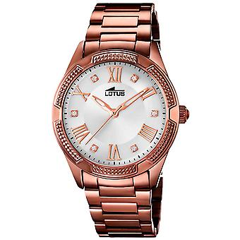 Lotus 18415/1 Watch for Analog Quartz Women with Stainless Steel Bracelet 18415/1