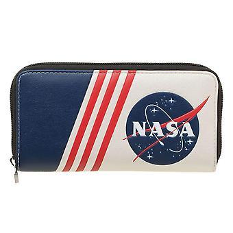 NASA Zip um Geldbörse Brieftasche