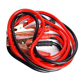 600AWG Alligator Clips Booster Jumper Câble pour chargeur de batterie de voiture
