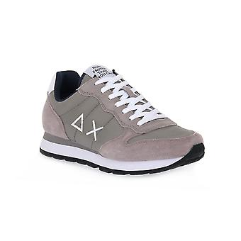 Sun68 34 tom solid nylon grey sneakers fashion
