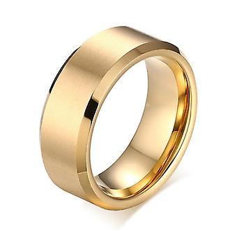 Wolfraam gouden ring voor hem