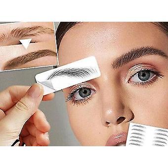 Makeup Øjenbryn Klistermærker Kosmetik