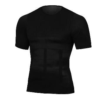 Men Body Toning T-shirt