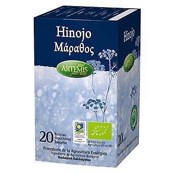 Artemis Infusion de Hinojo bolsitas 20 x 1,4 g bio