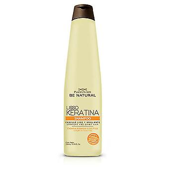 Be Natural Lisso Keratina Shampoo 1000 ml
