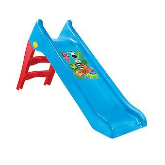 Mochtoys para crianças slide 11965, toboágua, 140 cm de comprimento de slides, à prova de intempéries