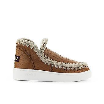 Mou Eskimo Light Brown Sneaker