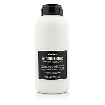 Davines OI Conditioner (Absolute Beautifying Conditioner - All Hair Types) 1000ml/33.81oz