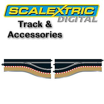 Scalextric Digital - Boxengasse (linke Hand)