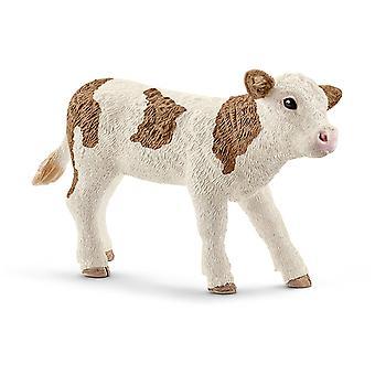 Schleich Simmental vitello