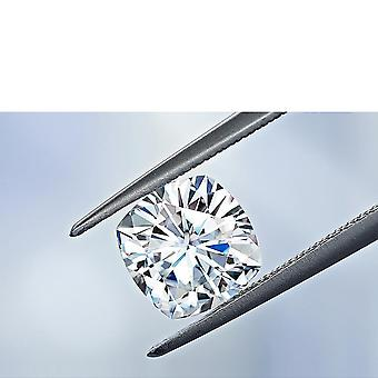 Diamond 8mm 2.5ct D Color Vvs1 Undefined Stone For Jewelry Diamond Ring