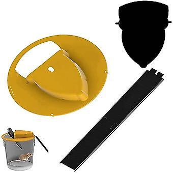 Flip N Slide Bucket Lock Mus Råttfälla 10918