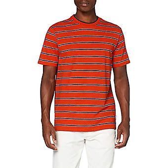 Scotch & Soda Classic Stripe Tee T-Shirt, Combo C 0219, L Man