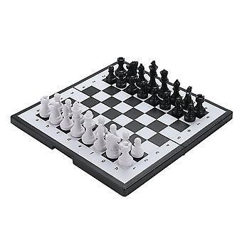 Ludo, Ludo Board Pelilauta peli kannettava magneettinen lauta Chess