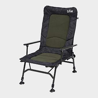 New DAM CamoVision Adjustable Chair with Armrests CAMOUFLAGE