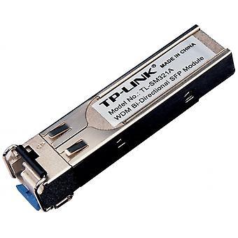 1000Base-BX WDM Bi-Directionele SFP Module LC connector TX: 1550nm/RX: 1310nm single-mode 10km