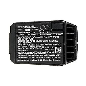 Cameron Sino Mc210Bh Battery Replacement For Motorola Barcode Scanner
