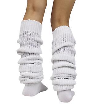 女性スラウチソックス、ルーズブーツストッキングユニフォームコスプレアクセサリー脚