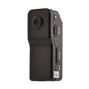 Mini skrytá kamera, detekcia pohybu, pre vnútorné použitie, diaľkové ovládanie (čierna)
