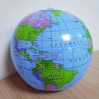 World Globe Earth Kartta / Earth Ocean Lasten Lelu Rantapallo