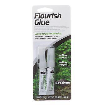 Seachem Flourish Glue - 2 Pack (Net 0.28 oz)