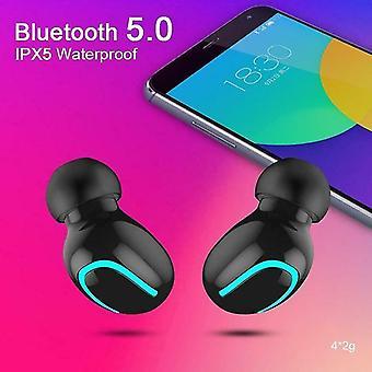 Nosotros 5.0 auriculares bluetooth tws auriculares inalámbricos gemelos auriculares auriculares estéreo