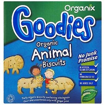 Goodies - Animal Biscuits (7+)