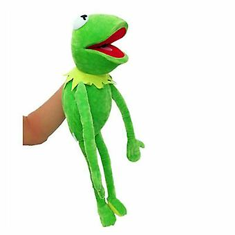 """23"""" Kermit The Frog Hand Puppet Soft Plush Doll Toy Kid Xmas Gift"""