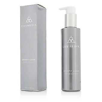 Cosmedix benefício limpador limpeza suave - 150ml/5oz