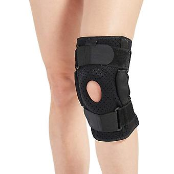Soutien sportif Protection du genou pour les blessures enflées du ligament du tendon du LCA du ménisque