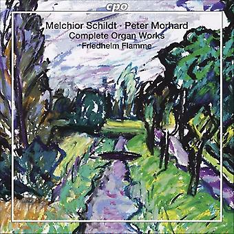 Schildt/Morhard - Melchior Schildt, Peter Morhard: Obras completas del órgano [SACD] USA importar