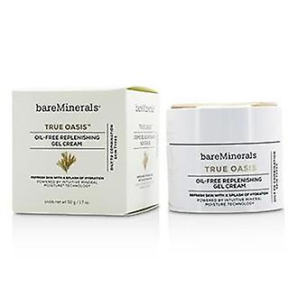 Bareminerals True Oasis Oil-free Replenishing Gel Cream - Oily To Combination Types - 50g/1.7oz
