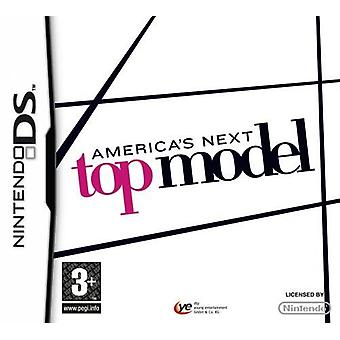 Americas Next Top Model Nintendo DS Game