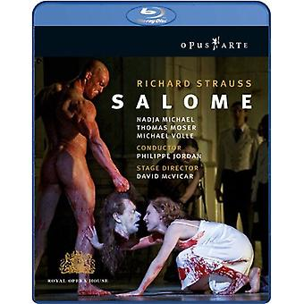R. Strauss - Salome [BLU-RAY] USA import