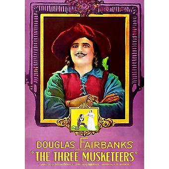 Drie musketiers [DVD] USA importeren