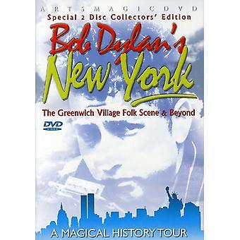 Bob Dylans New York [DVD] USA import