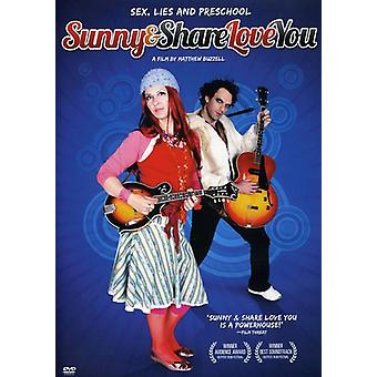 Sunny & Share Love You [DVD] USA import