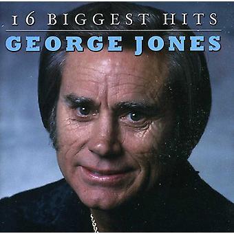 George Jones - 16 grootste Hits [CD] USA import