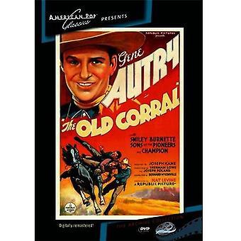 Importieren Sie alte Corral [DVD] USA
