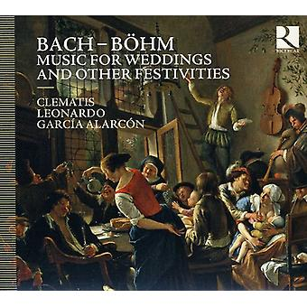 J.S. Bach - Bach, B Hm: Music for Weddings and Other Festivities [CD] USA import