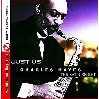 Charles Hayes - Just Us [CD] USA import