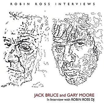 Jack Bruce & Gary Moore - Bruce Jack & Gary Moore-Interview 199 [CD] USA import