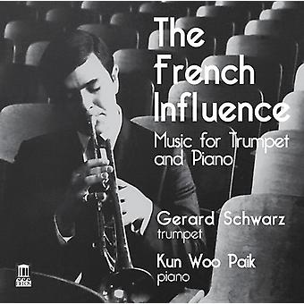 Bozza / Schwarz / Paik - French Influence [CD] USA import