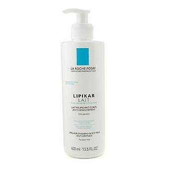 La Roche Posay Lipikar Lipid-replenishing Body Milk (piel severamente seca) - 400ml/13.5oz