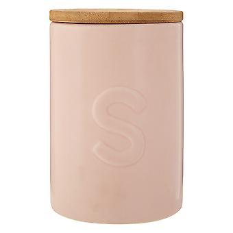 Vasilha de Premier Housewares Fenwick açúcar, rosa