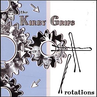Kirby Grips - Rotations [CD] USA import