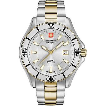 Swiss military Hanowa mens watch Nautila gents 06-5296.55.001