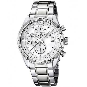 Festina watch watches Mr chronograph F16759-1