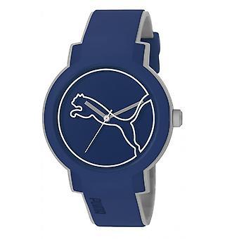 PUMA se håndleddet watch unisex swing PU911181004 blå