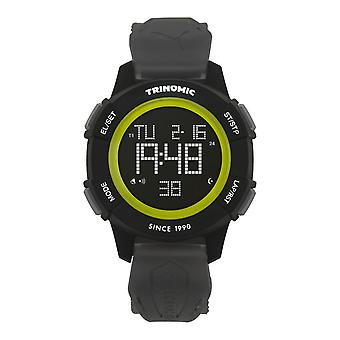 PUMA montre mens Trinomic de montre digitale jaune PU911271001